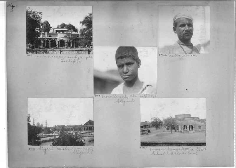 Mission Photograph Album - India #10 Page 0092