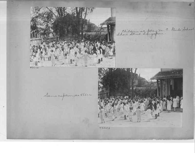 Mission Photograph Album - Malaysia #4 page 0011