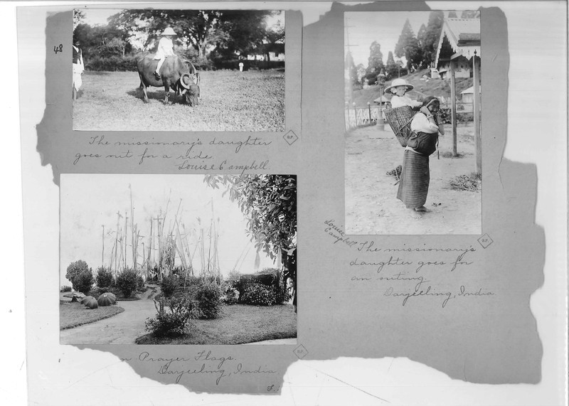 Mission Photograph Album - India - O.P. #02 Page 0048
