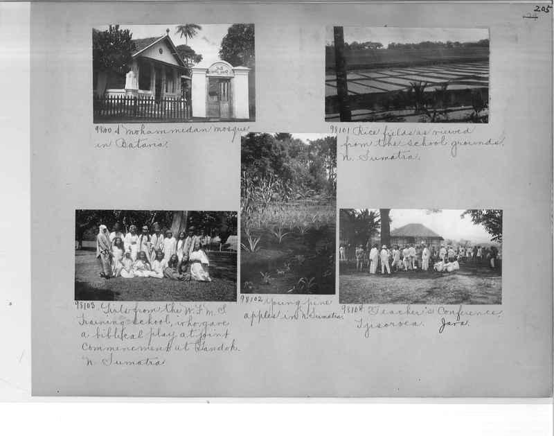 Mission Photograph Album - Malaysia #6 page 0205