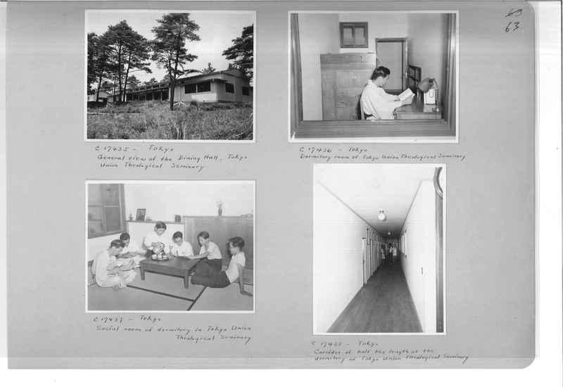 Mission Photograph Album - Japan #07 Page 0063