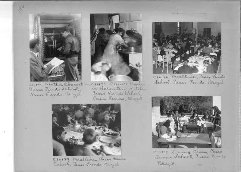 Misson Photograph Album - South America #8 page 0192
