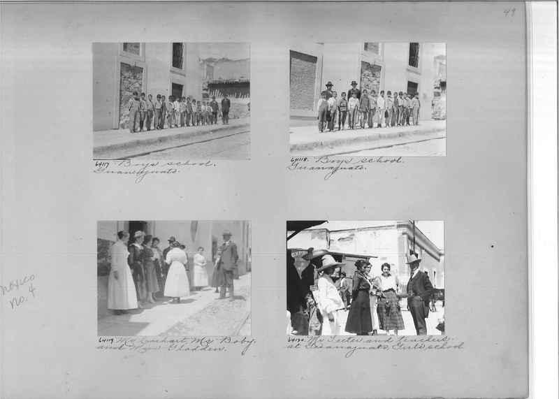 Mission Photograph Album - Mexico #04 page 0049
