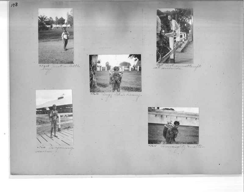 Mission Photograph Album - Malaysia #4 page 0178