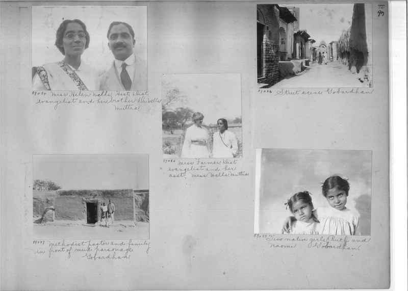 Mission Photograph Album - India #10 Page 0097