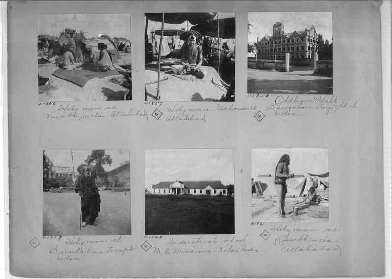 Mission Photograph Album - India #06 Page_0006