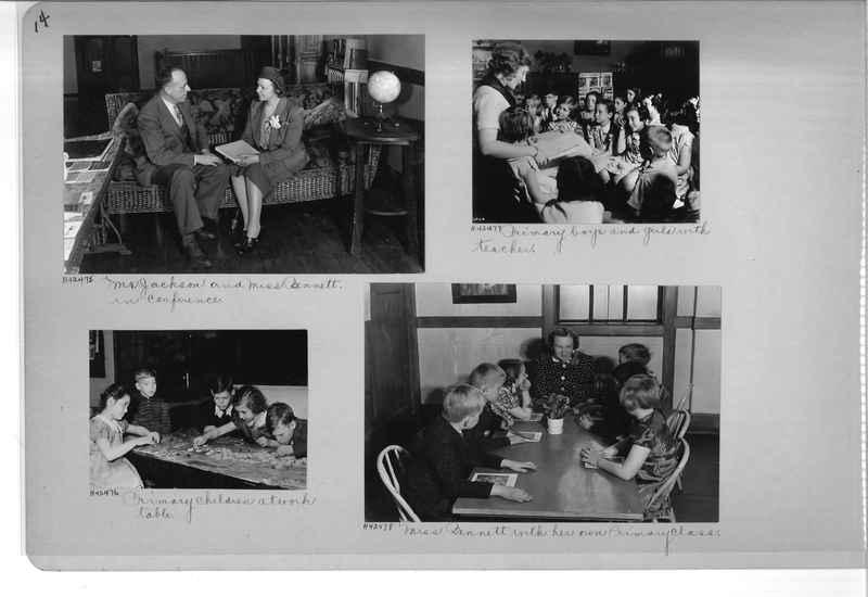 Mission Photograph Album - Religious Education #2 page 0014