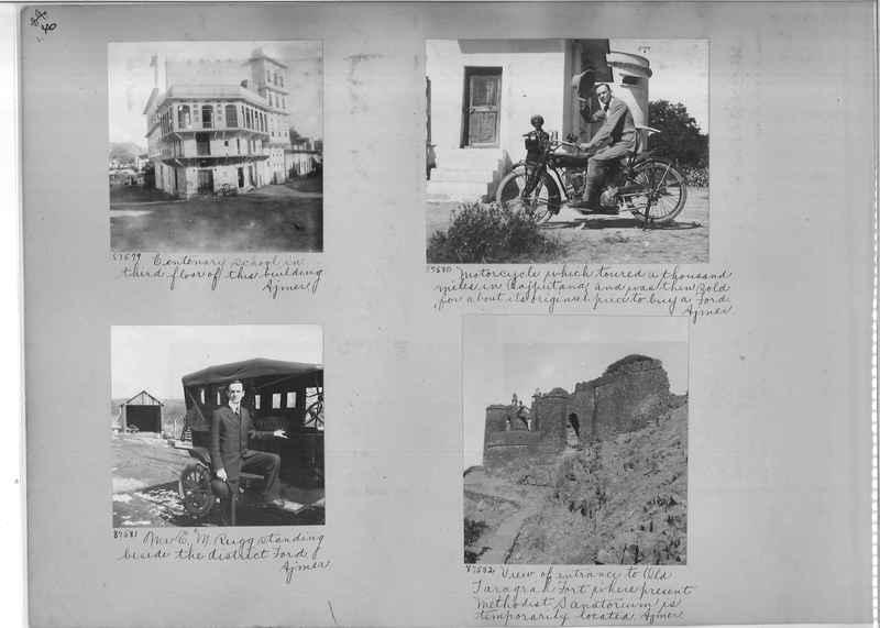 Mission Photograph Album - India #10 Page 0040