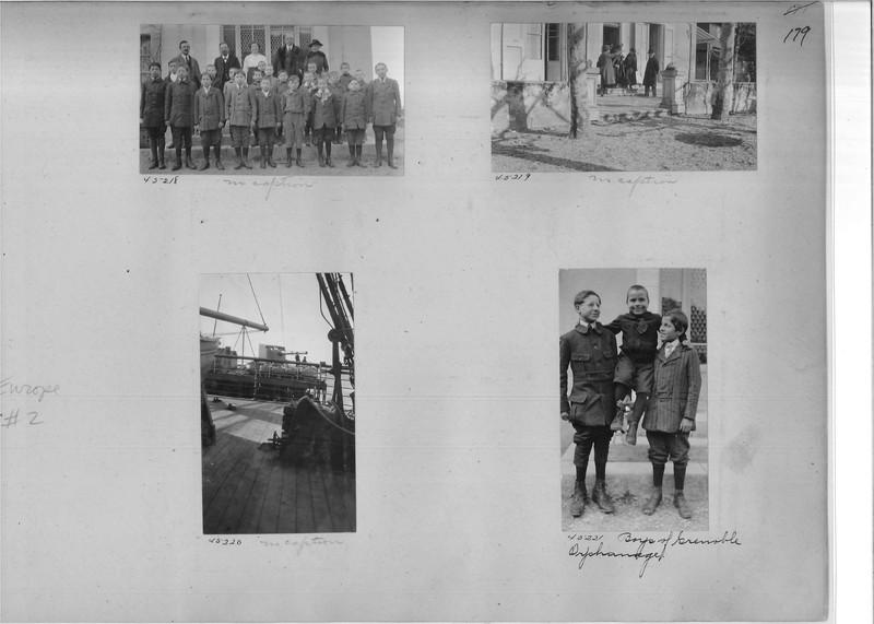 Mission Photograph Album - Europe #02 Page 0179