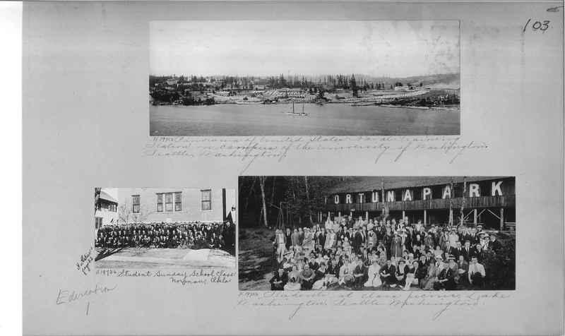Mission Photograph Album - Education #1 page 0103