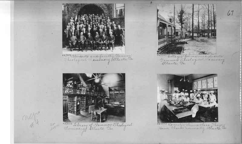 Mission Photograph Album - Negro #4 page 0067