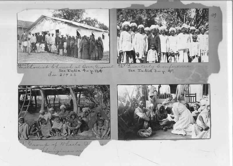 Mission Photograph Album - India - O.P. #02 Page 0137