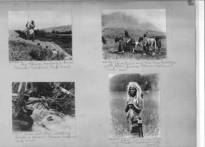 Mission Photograph Album - Indians #2 page_0139