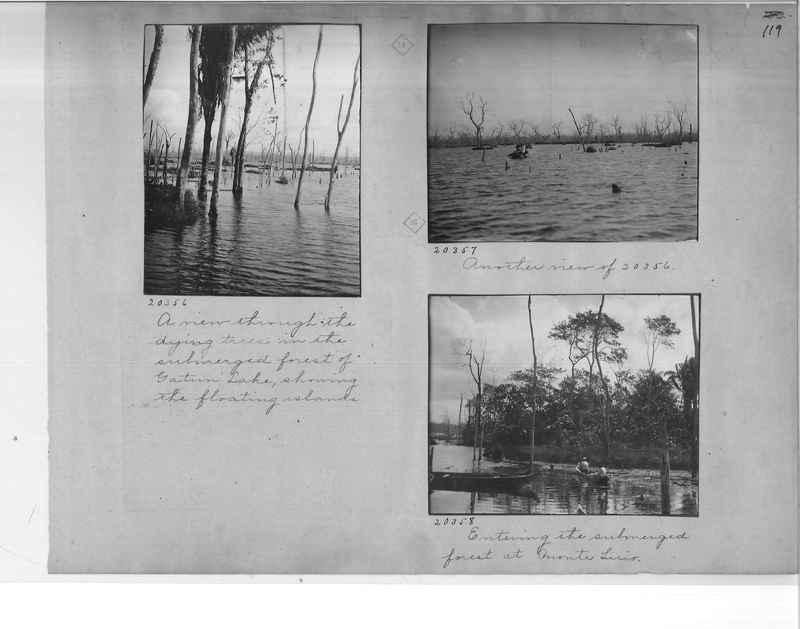 Mission Photograph Album - Panama #1 page  0119