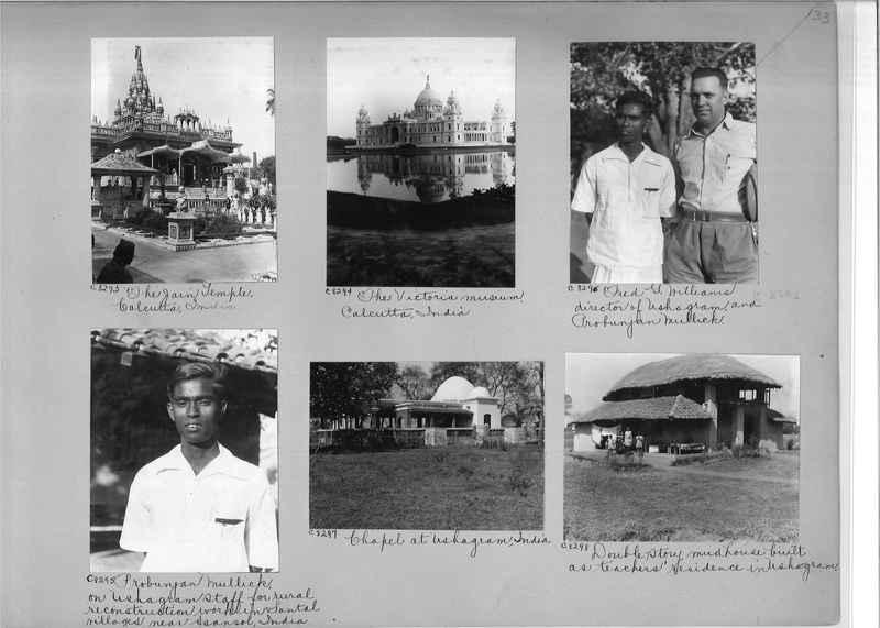 Mission Photograph Album - India #13 Page 0133