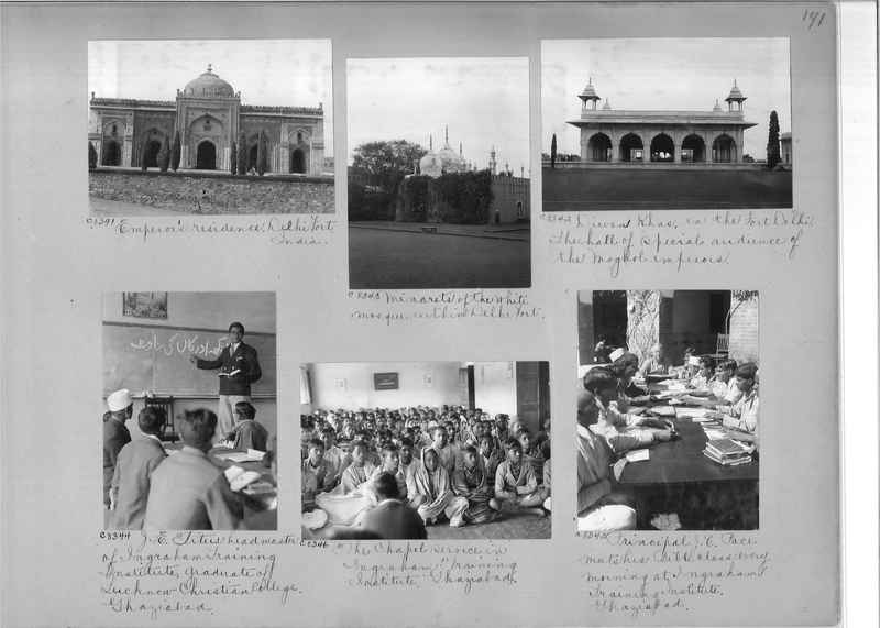 Mission Photograph Album - India #13 Page 0141