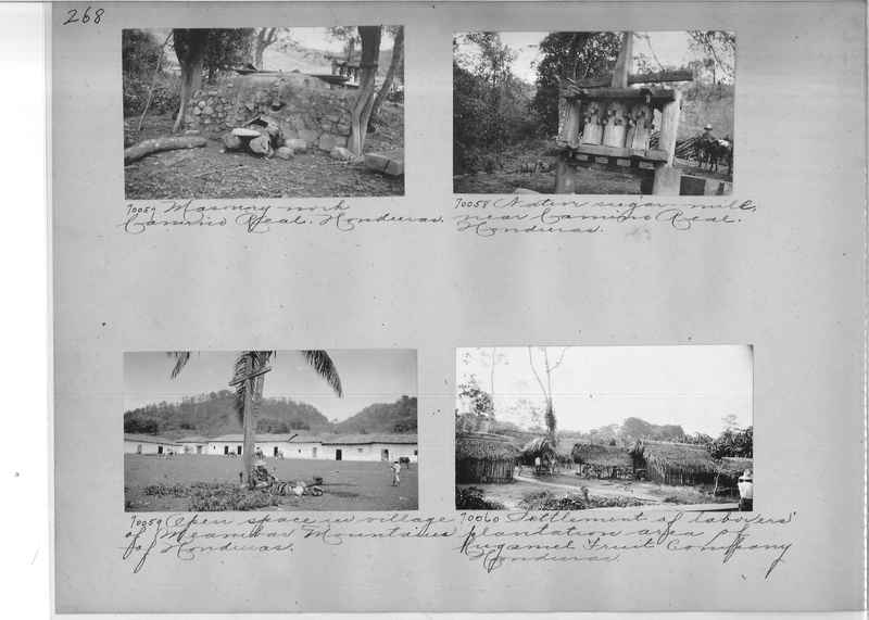 Mission Photograph Album - Panama #02 page 0268