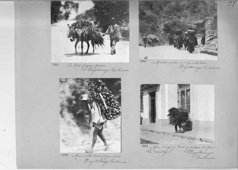 Mission Photograph Album - Panama #04 page 0077