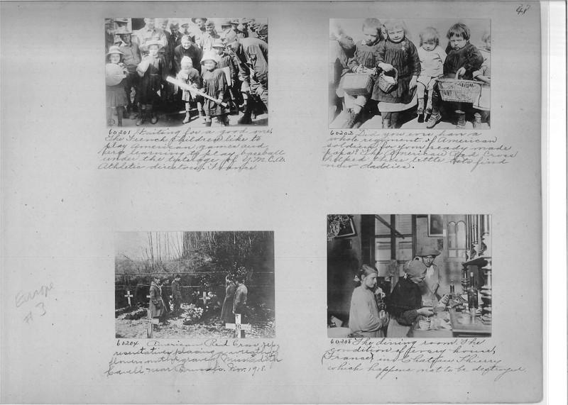 Mission Photograph Album - Europe #03 Page 0041