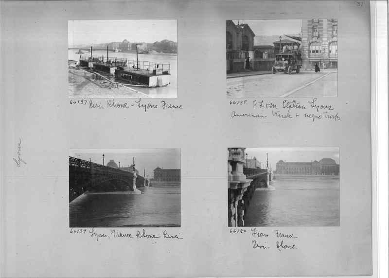 Mission Photograph Album - Europe #05 Page 0031