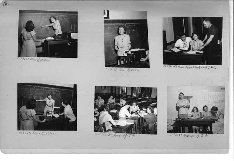 Mission Photograph Album - Portraits #13 Page 0018