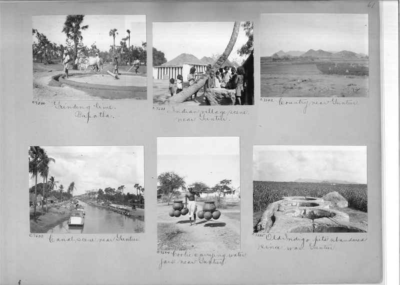 Mission Photograph Album - India #13 Page 0061