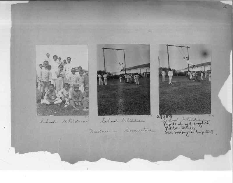 Mission Photograph Album - Malaysia O.P. #1 page 0033