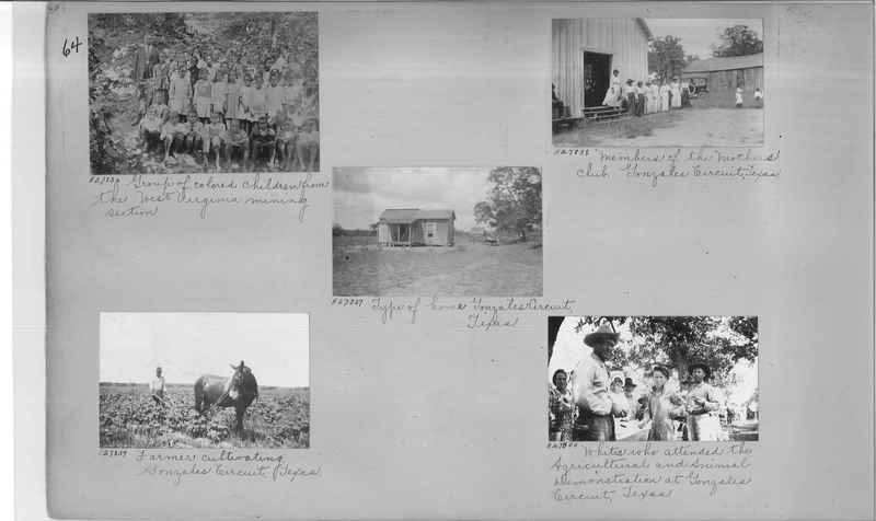 Mission Photograph Album - Negro #4 page 0064