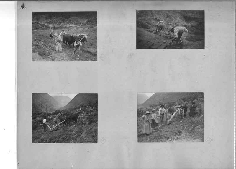 Mission Photograph Album - South America O.P. #1 page 0188