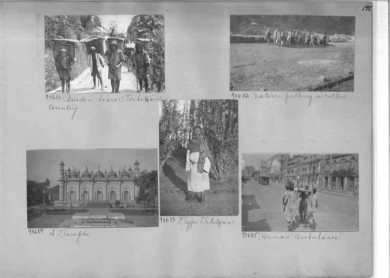 Mission Photograph Album - India #10 Page 0195