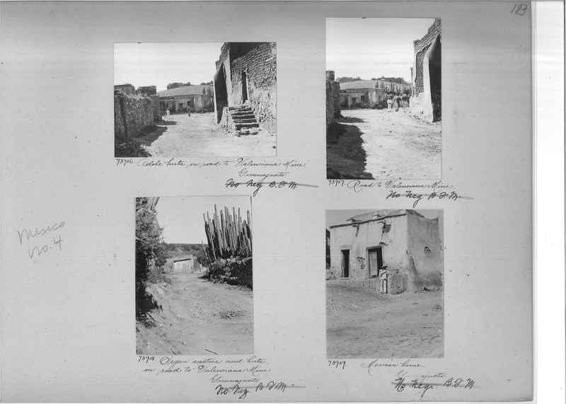 Mission Photograph Album - Mexico #04 page 0183