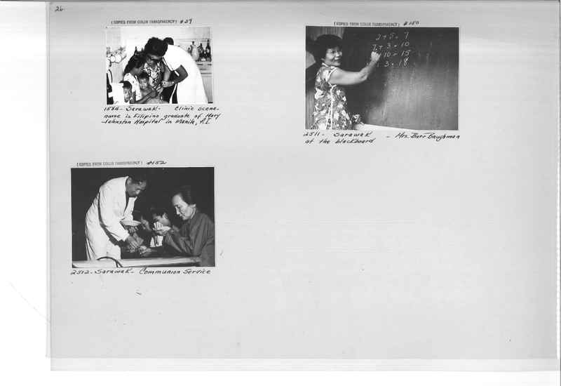 Mission Photograph Album - Malaysia #8 page 0026