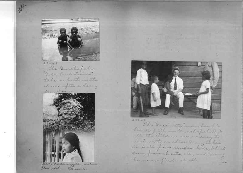 Mission Photograph Album - Panama #02 page 0104