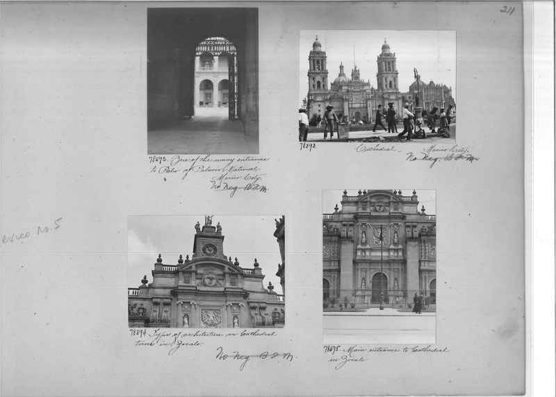 Mission Photograph Album - Mexico #05 page 0211