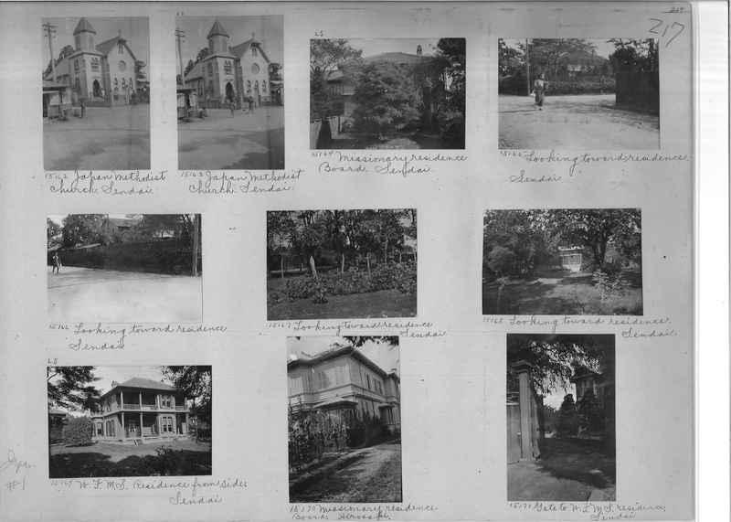 Mission Photograph Album -  Japan #01 Page 0217