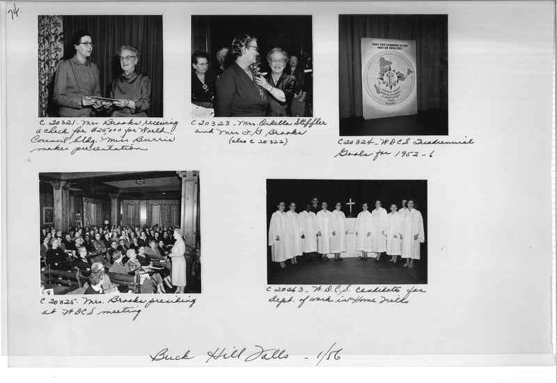 Mission Photograph Album - Portraits #09 Page 0074