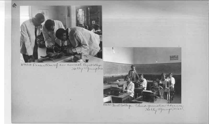 Mission Photograph Album - Negro #5 page 0098