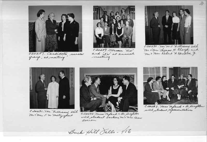 Mission Photograph Album - Portraits #09 Page 0071