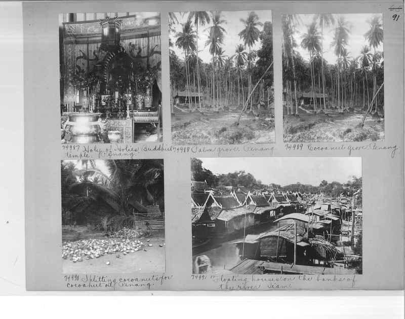 Mission Photograph Album - Malaysia #6 page 0091