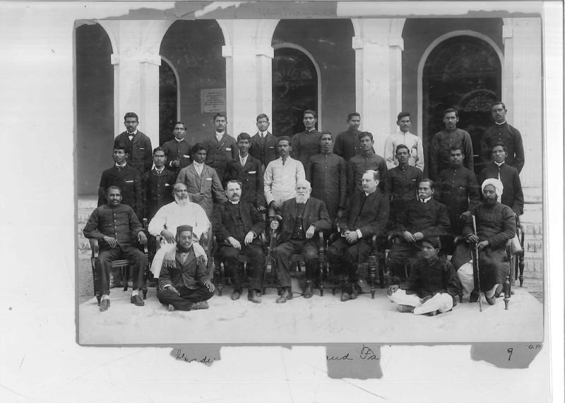 Mission Photograph Album - India - O.P. #02 Page 0009