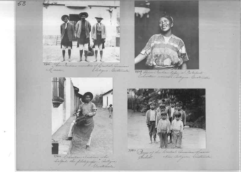 Mission Photograph Album - Panama #04 page 0058