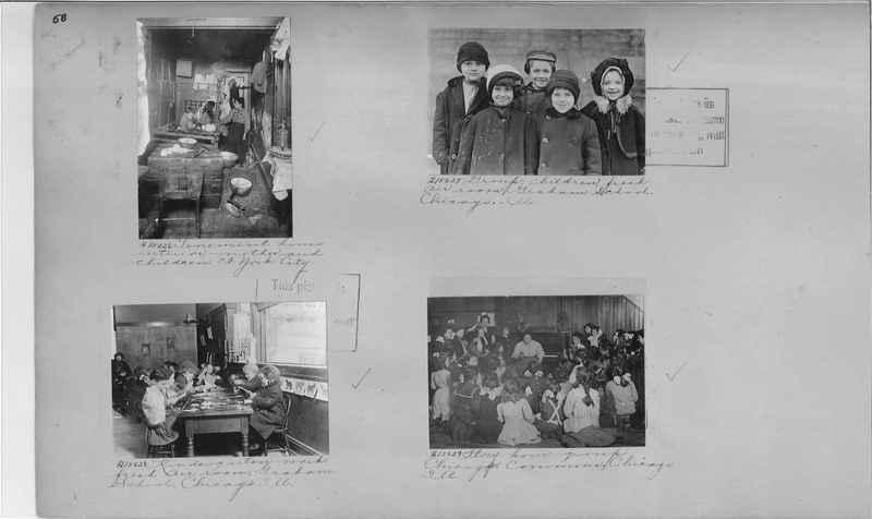 Mission Photograph Album - Cities #8 page 0058
