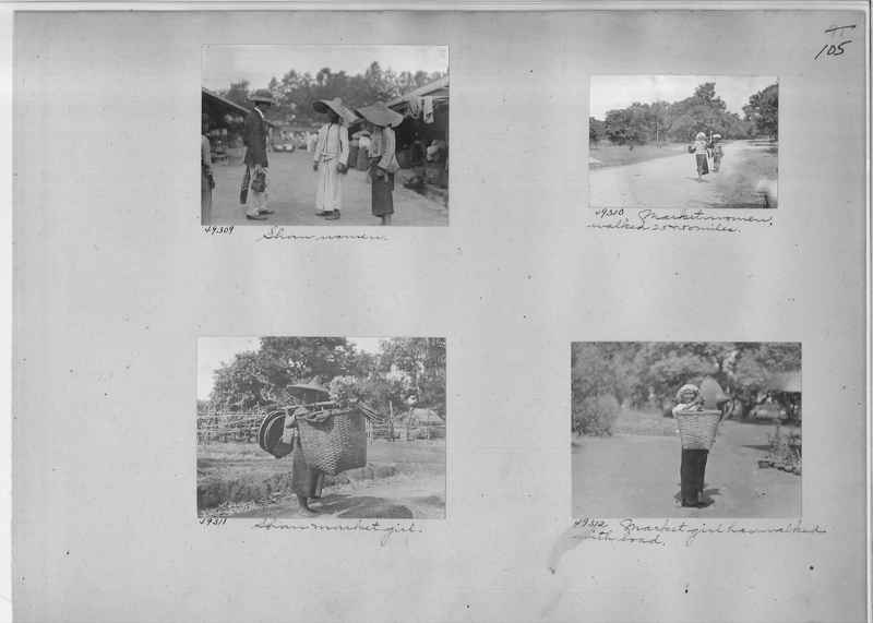 Mission Photograph Album - Burma #1 page 0105