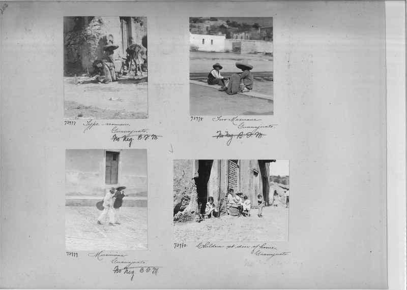 Mission Photograph Album - Mexico #04 page 0202