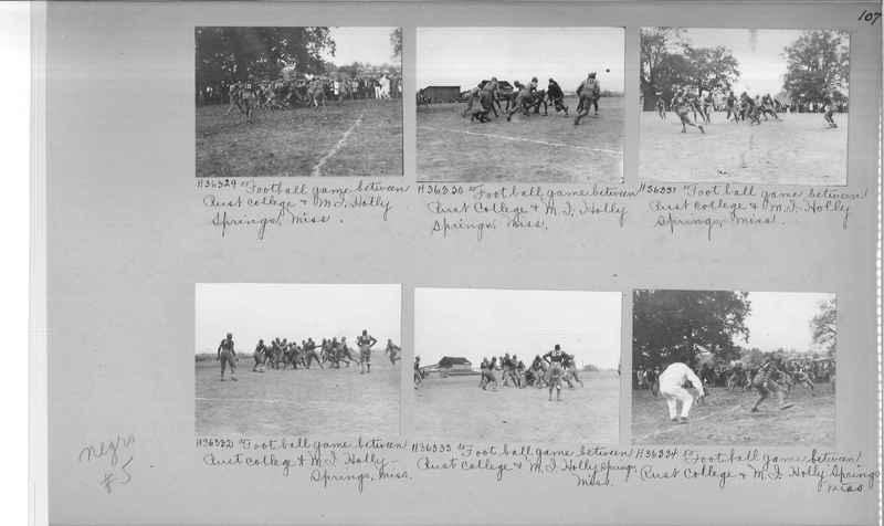 Mission Photograph Album - Negro #5 page 0107