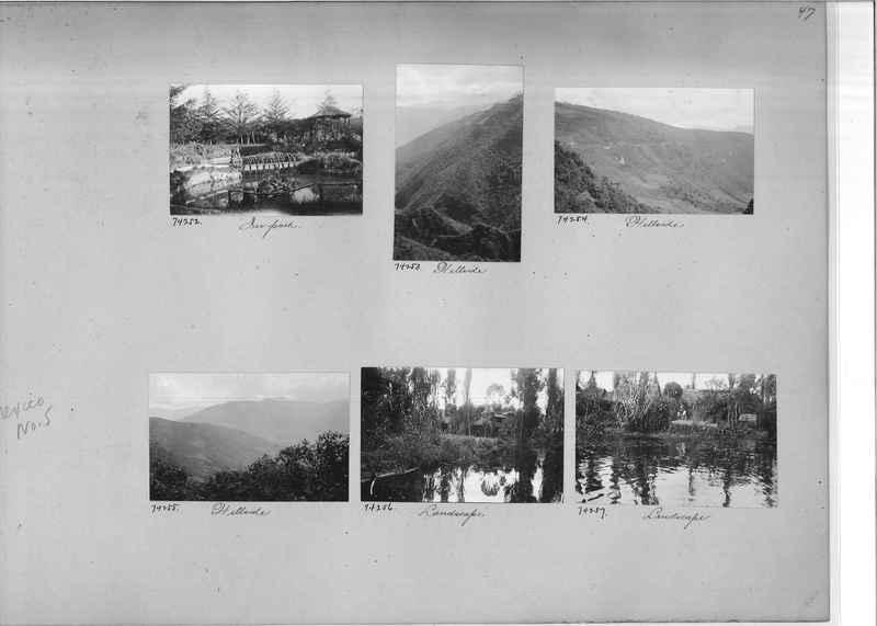 Mission Photograph Album - Mexico #05 page 0047