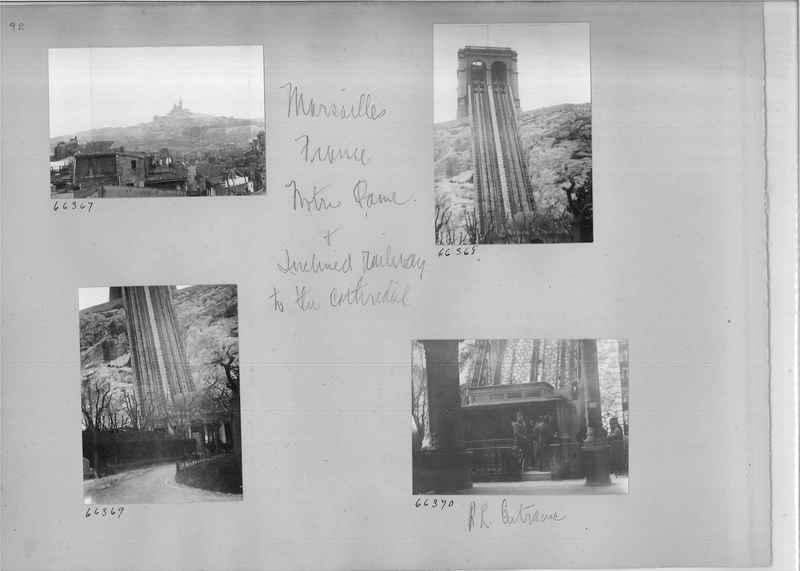 Mission Photograph Album - Europe #05 Page 0092