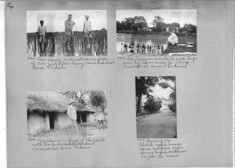 Mission Photograph Album - India #10 Page 0034