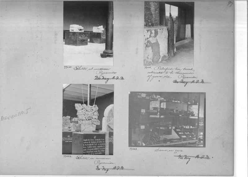 Mission Photograph Album - Mexico #05 page 0097