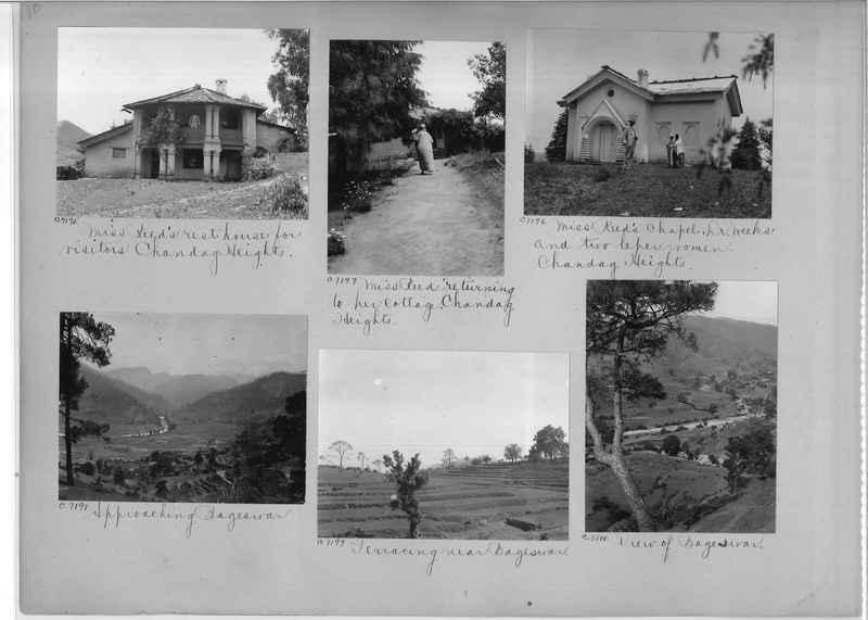 Mission Photograph Album - India #13 Page 0010